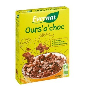 Cereal Chocoberen (Ours'o'ch.)