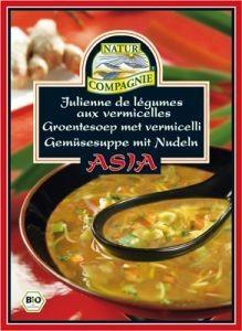 Groentesoep Asia