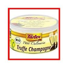 Truffel champagne