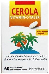 Cerola vitamine C