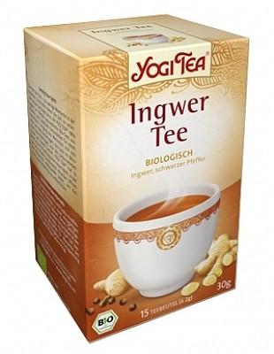 Ingwer Thee
