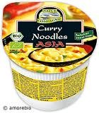 Curry Noodles Asia cup