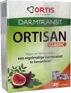 Ortisan vruchtenblokjes