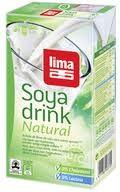 Soya drink natural