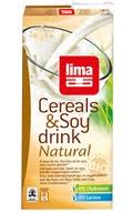 Cereal and Soy drink naturel