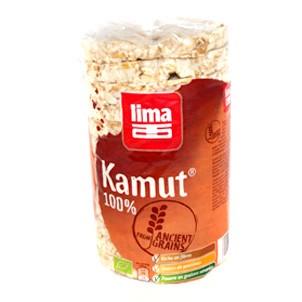Lima Kamutwafels 100gr
