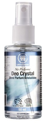 Deo crystal spray no perfume