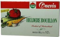 Heldere bouillon (gistvrij)