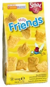 Milly Friends koekjes