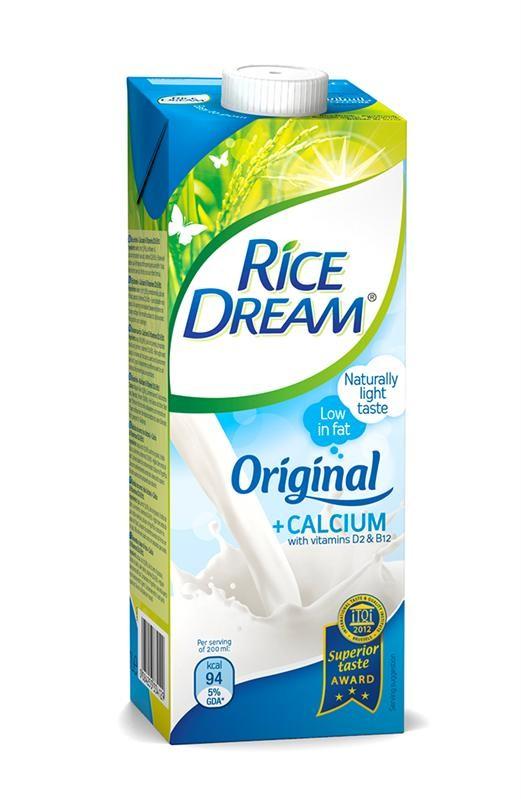 Ricedrink met calcium