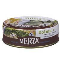 Dolma's wijnbladeren gevuld met rijst