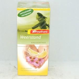 Weerstand thee