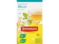 Groene thee munt