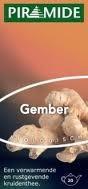 Gemberthee