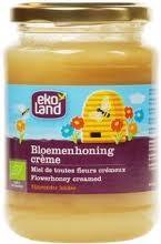 Bloemenhoning creme