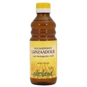 Lijnzaadolie