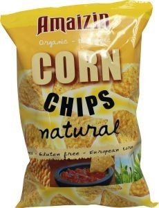 Bio corn chips naturel