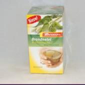 Brandnetel en citroengras thee