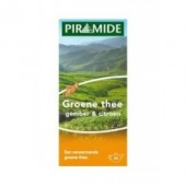 Groene thee Gember & Citroen